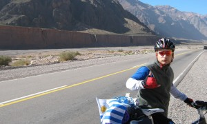 Y al final cruzamos Los Andes