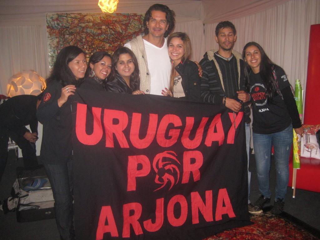Un nuevo espacio: Uruguay Por Arjona