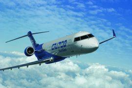 Bombardier CRJ700 NextGen - Sanduceros