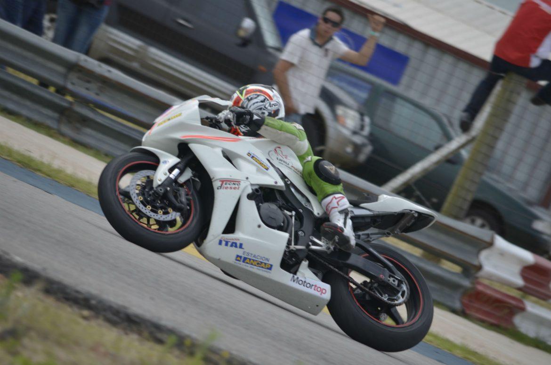 Fabricio Berrueta - Motociclismo Uruguay - Mercedes - Paysandu 1