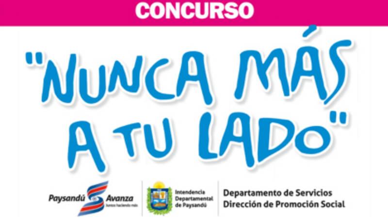 Concurso por un noviazgo sin violencia en Paysandu
