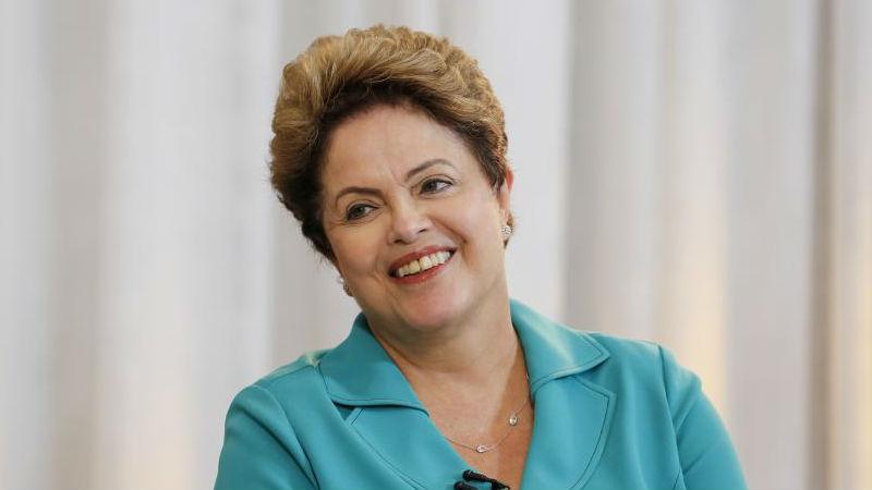 Conoce los 5 más poderosos del mundo Dilma Rousseff