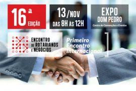 Encuentro de rotarios y negocios en Campinas