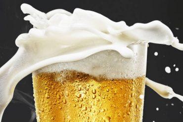 Esta cerveza no emborracha pero huele a alcohol