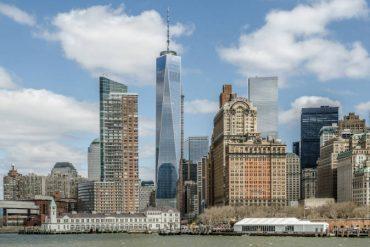 Inauguran nuevo World Trade Center en Nueva York