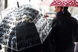 Alerta amarilla no oficial por lluvias en el pais